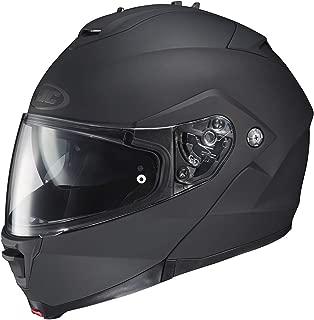 HJC IS-MAX 2 Helmet (Matte Black, Large)