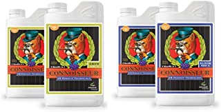 Advanced Nutrients Connoisseur 1L Bundle (Connoisseur Grow A&B 1L + Connoisseur Bloom A&B 1L)