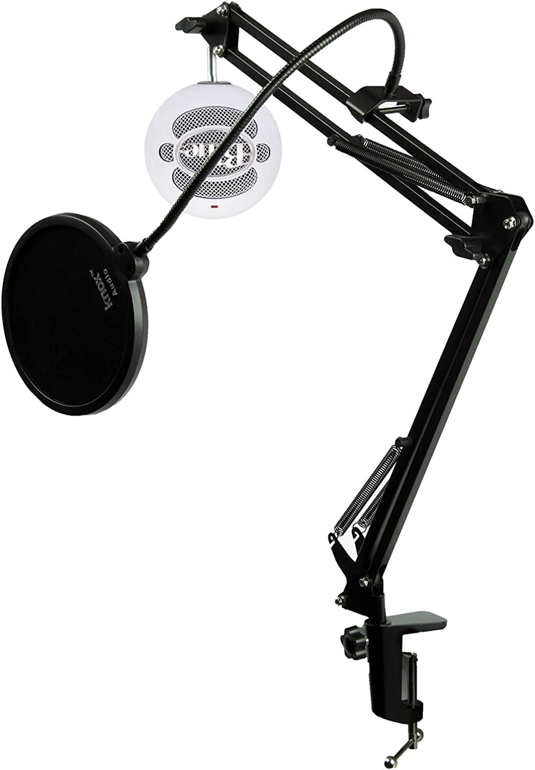 Blue Microphones Translated Snowball iCE USB Microphone with Studio Knox Max 69% OFF Ar