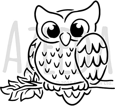 Images Of Owls Clipart Black And White Owl 5