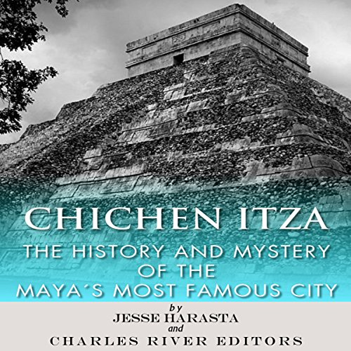 Chichen Itza audiobook cover art