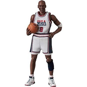 メディコム・トイ MAFEX マフェックス No.132 Michael Jordan マイケル ジョーダン 1992 TEAM USA 全高約170mm 塗装済み アクションフィギュア