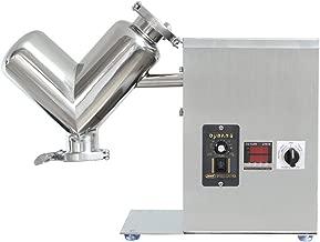 Mini V Type Powder Mixer Mixing Machine 2L 2kg VH-2 (220V)