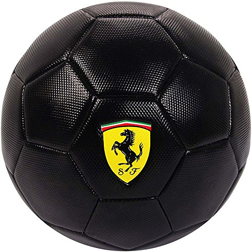 Pallone scuderia Ferrari - Nero