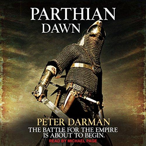 Page de couverture de Parthian Dawn