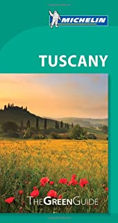 Michelin Green Guide Tuscany (Green Guide/Michelin)