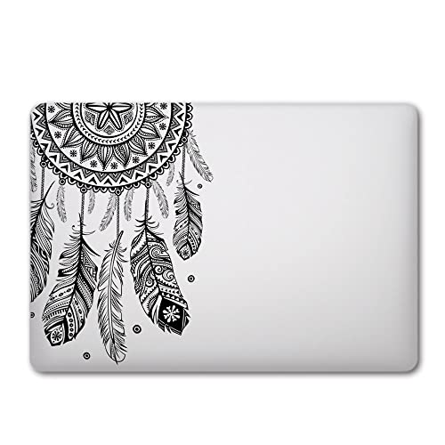 iCasso Dream Catcher Removable Vinyl Decal Sticker Skin for Apple Macbook Pro Air Mac 13