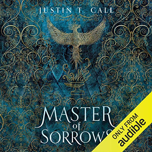 Master of Sorrows audiobook cover art