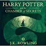 Harry Potter and the Chamber of Secrets, Book 2 cover art