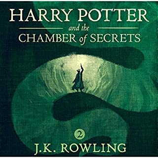 Harry Potter and the Chamber of Secrets, Book 2                   Written by:                                                                                                                                 J.K. Rowling                               Narrated by:                                                                                                                                 Stephen Fry                      Length: 10 hrs and 8 mins     55 ratings     Overall 5.0