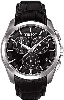 ساعة تيسوت للرجال T035.617.16.051- انالوج بعقارب، كاجوال