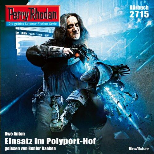Einsatz im Polyport-Hof audiobook cover art