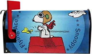 Best snoopy mailbox cover Reviews