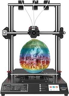 GEEETECH Stampante 3D A30T con stampa mista, design a tre estrusioni, kit fai da te a montaggio rapido, dimensioni di stam...