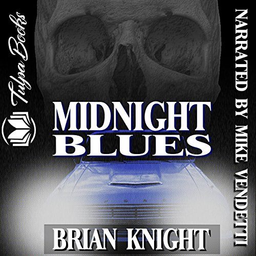 Midnight Blues audiobook cover art