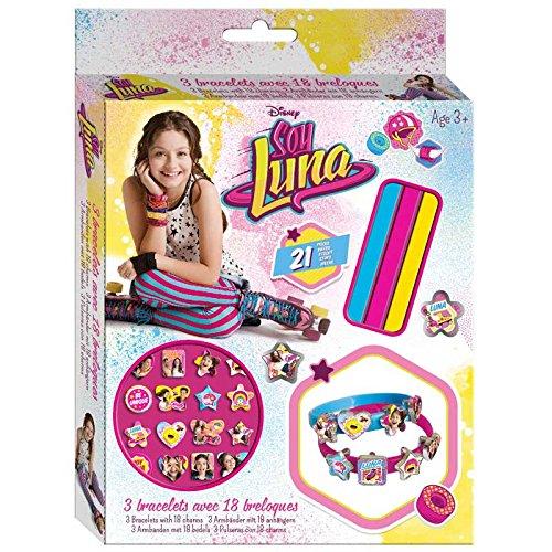 Sans Marque - T13210 - Bracelets Charmes Soy Luna