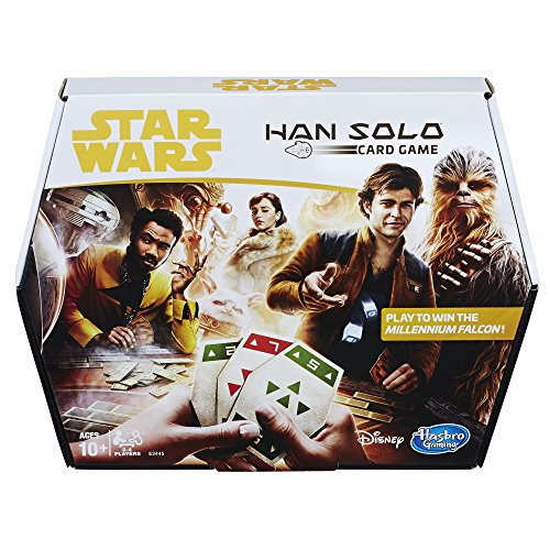 Star Wars Han Solo Card Game JungleDealsBlog.com