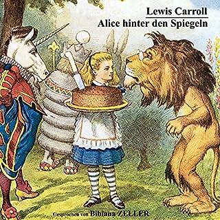 Alice hinter den Spiegeln Titelbild