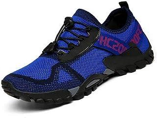 ABAO المشي أحذية الرجال النساء الرياضة في الهواء الطلق أحذية رياضية غير قابلة للانزلاق تنفس منخفضة الأعلى المشي في الهواء ...