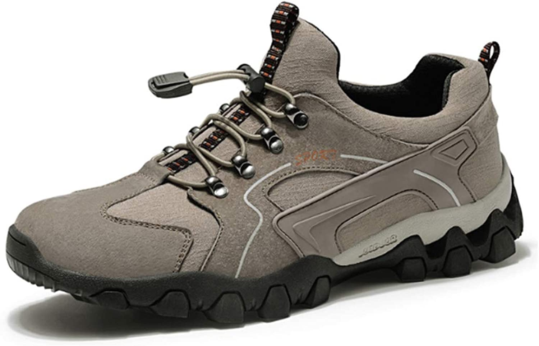 XWQXX Outdoor Hiking shoes Male Sports Wind Climbing Mountain Hiking Hiking shoes