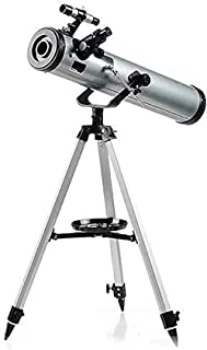 350X Outdoor Monocular Space Astronomical Telescope with Portable Tripod Outdoor Monocular 76Mm Astronomical Refracting Te...
