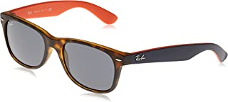 Ray Ban Unisex's RB2132 New Wayfarer Sunglasses, Varies