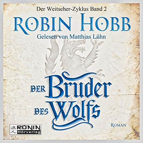 Der Bruder des Wolfs (Weitseher 2) Titelbild