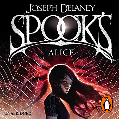 Spook's: Alice cover art