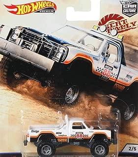 Hot Wheels Car Culture 1980 Dodge Macho Power Wagon