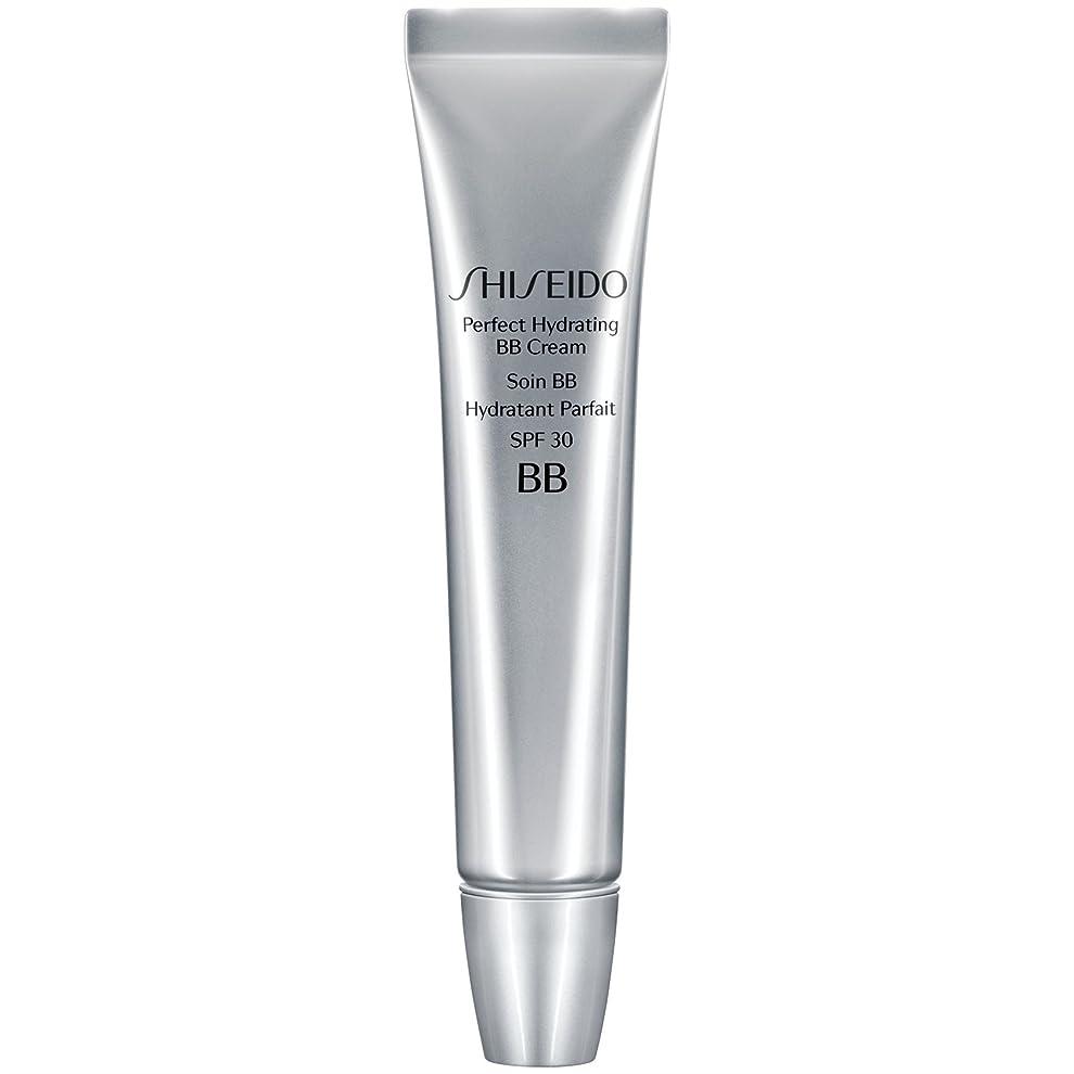 暗殺提唱するなぞらえる[Shiseido ] 資生堂完璧な水和BbクリームSpf 30 30ミリリットル媒体 - Shiseido Perfect Hydrating BB Cream SPF 30 30ml Medium [並行輸入品]
