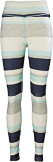 Helly Hansen Women's W Merino Wool Mid Graphic Baselayer Pants