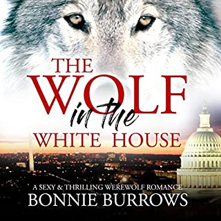 The Wolf in the White House cover art