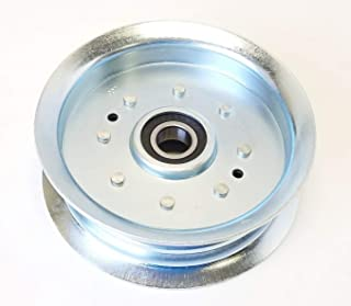 Steel Flat Idler Pulley Replaces John Deere, Scotts, or Sabre Pulley GY22082 GY20629,