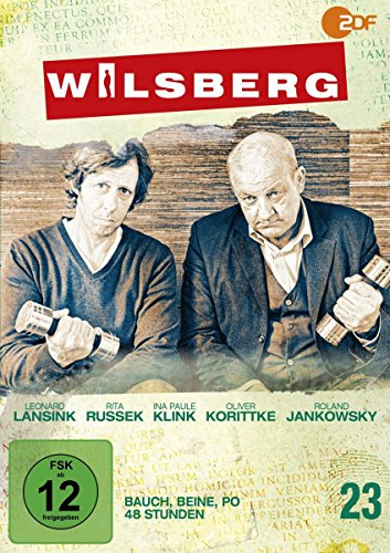 Wilsberg 23 - Bauch, Beine, Po / 48 Stunden