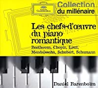 Masterpieces of the Romantic Piano by Daniel Barenboim (2006-08-08)