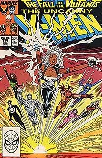 Uncanny X-Men, The #227 VF/NM ; Marvel comic book