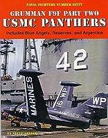 Grumman F9F USMC Panthers (Naval Fighters)