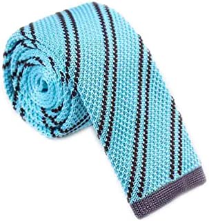 Knit Ties for Men Vintage Business Smart Casual 2