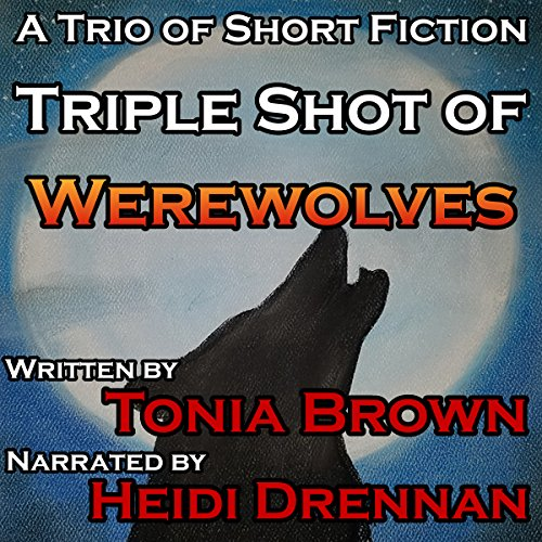 Triple Shot of Werewolves audiobook cover art