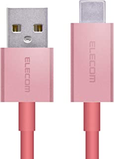 安くて良いELECOM USB TYPE CケーブルタイプC(USBAからUSBC)..買う