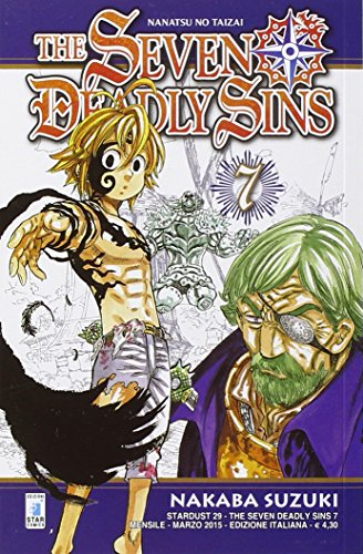 The seven deadly sins (Vol. 7)