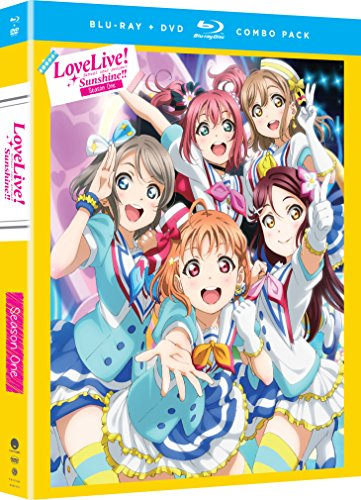Love Live Sunshine: Season One [Blu-ray] [Import]