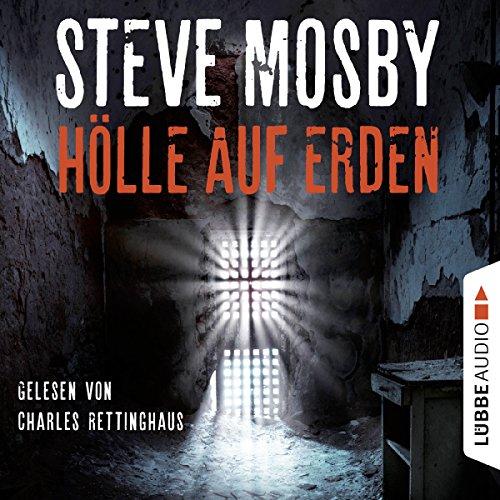 Hölle auf Erden audiobook cover art