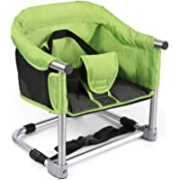Toogel Booster Feeding Seat with Carrying Bag for Home & Travel