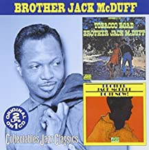 Tobacco Road/Do It Now! by Brother Jack Mcduff (2000-07-11)