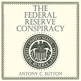 The Federal Reserve Conspiracy audiobook cover art