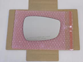 HEATED Mirror Glass with BACK PLATE for Hyundai Elantra Veloster Accent Passenger Side View Right RH