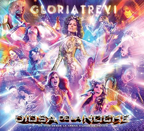 Diosa De La Noche En Vivo Desde La Arena CDMX - 2 CDs + DVD