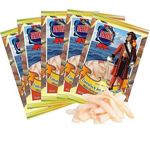 Jerky Tintenfisch Geräuchert 5 Stück