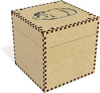 Azeeda Large 'Guinea Pig' Jewellery / Trinket Box (JB00036759)